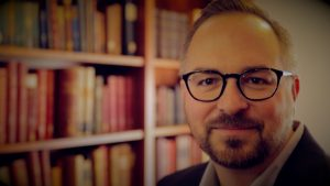 Image of Matt Gardzina, Director of Digital Pedagogy & Scholarship